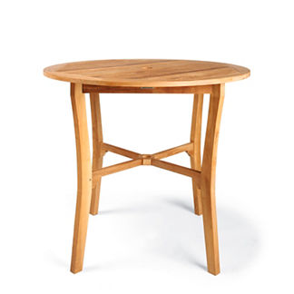 Cassara Bar Table in Natural Finish