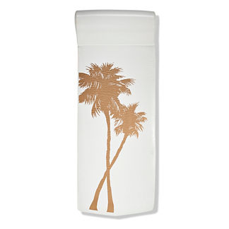 World's Finest Pool Float in Island Palm Pair Print