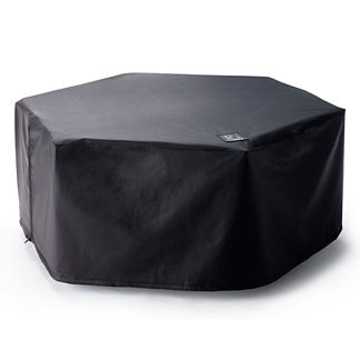 Vinyl Fire Table Cover