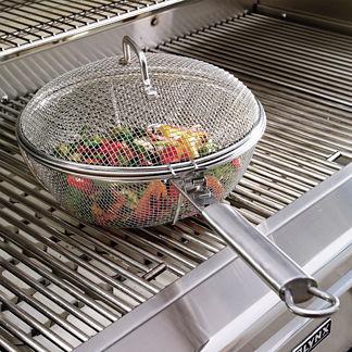 Mesh Chef's Pan