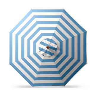 11' Round Outdoor Market Umbrella
