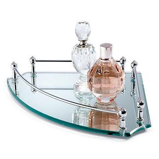 Belmont Personalized Corner Vanity Tray