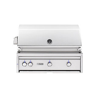 Lynx 36-inch Built-in Grill Head with ProSear Burner, Brass Burners, and Rotisserie