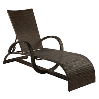 Halo Chaise Lounge by Summer Classics