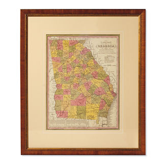 Historical State Map Reproductions