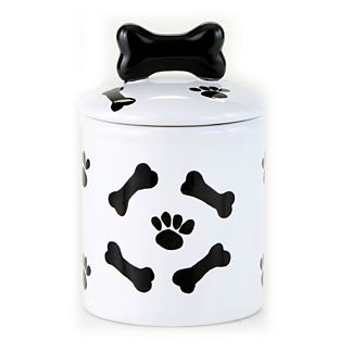 Paw Treat Jar