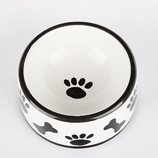 Paw Design Bowl