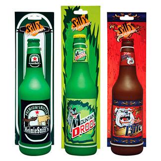 Set of Three Soda Bottle Toys