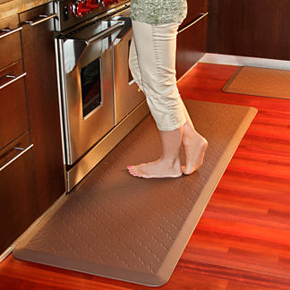 WellnessMats Trellis Motif Anti-Fatigue Mat