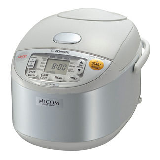 Zojirushi Umami Rice Cooker and Warmer