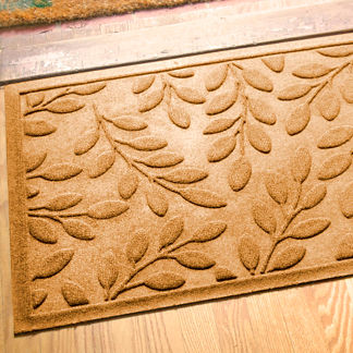 WATER & DIRT SHIELD ™ Brittney Leaf Mat