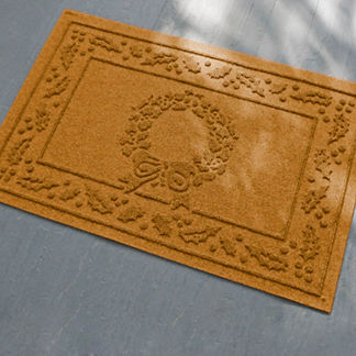 WATER & DIRT SHIELD ™ Wreath Mat