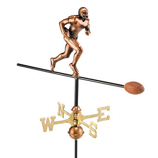 Football Weathervane