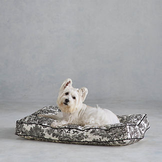 Toile Pet Bed