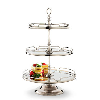 London Three-Tiered Server