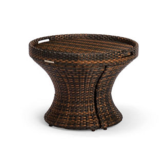 Baleares Bronze 3-pc. Side Table