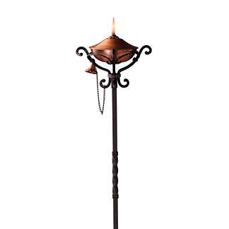 Regent Copper Torch
