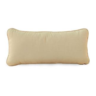 Croquet Bolster Pillow by Summer Classics