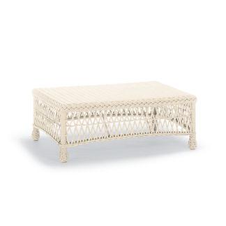 Hampton Coffee Table in Ivory Finish