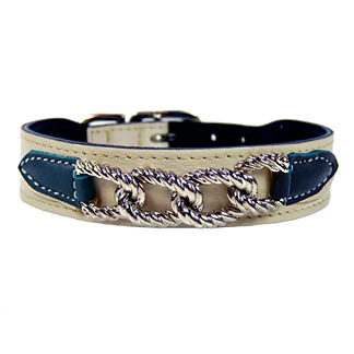 Hartman and Rose Mayfair Dog Collar
