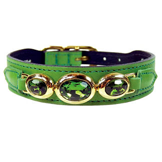 Hartman and Rose Regency Dog Collar