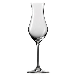 Set of Six Schott Zwiesel Grappa/Clear Spirits Glasses
