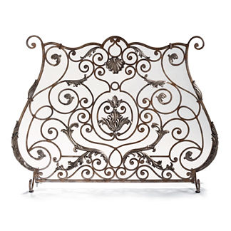 Mirabella Fire Screen