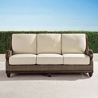 St. Martin Sofa with Cushions, Special Order