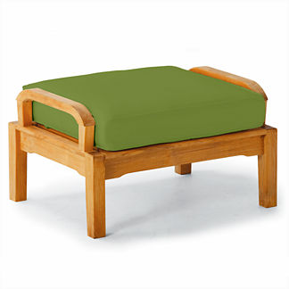 Outdoor Ottoman Cushion