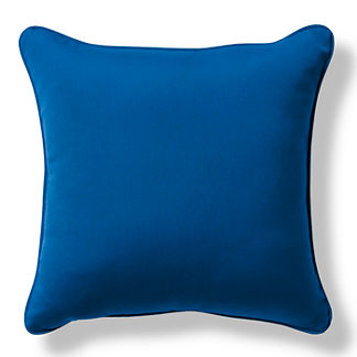 Outdoor Piped Pillow