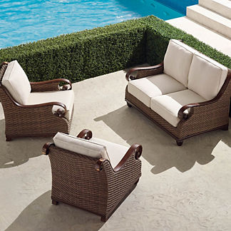 St. Martin 3-pc. Loveseat Set
