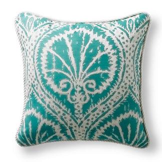 Casoria Aruba Outdoor Pillow with Cording