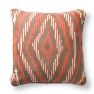 Ziggy Diamond Bliss Outdoor Pillow