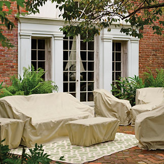 Del Mar Rectangular Dining Table Cover