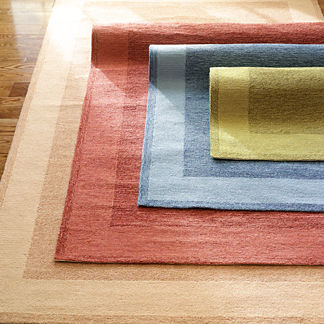 Gabbeh Hand-hooked Area Rug