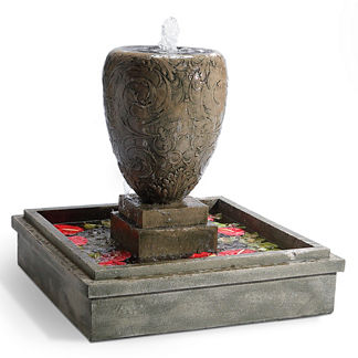 Arabesque Outdoor Fountain