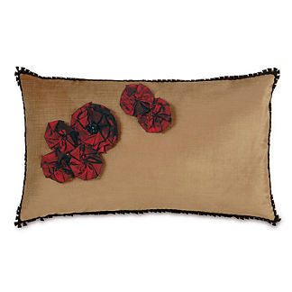 Spanish Rose Pillow