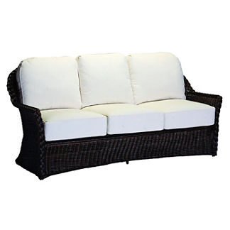 Sedona Sofa with Cushions by Summer Classics