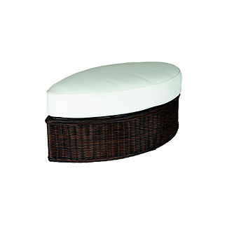 Sedona Daybed Ottoman with Cushions by Summer Classics