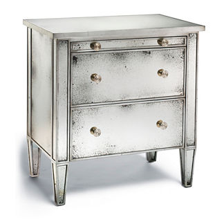 Specchio 2-drawer Night Stand