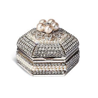 Pearl Hexagon Box