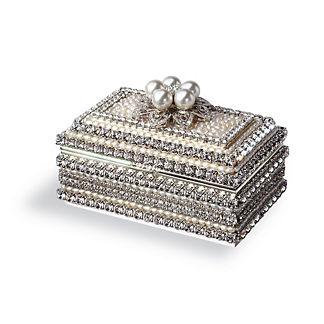 Crystal Keepsake Box