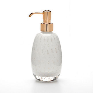 Labrazel Contessa White Pump Dispenser