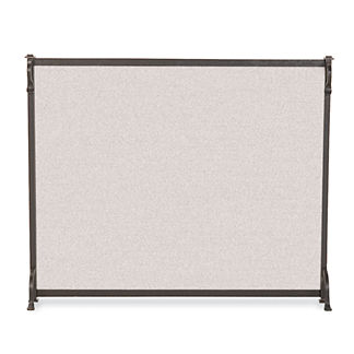 American Craftsman Fireplace Screen