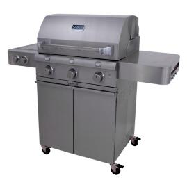 Saber 500 3-burner Gas Grill with Dual Side