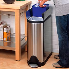 simplehuman® Butterfly Recycler