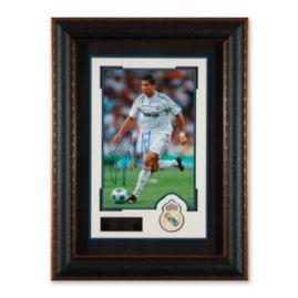 Cristiano Ronaldo #7 Signed Framed Photo