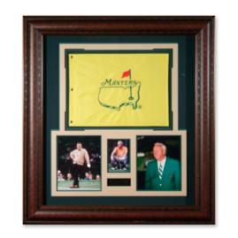 Arnold Palmer Autographed Tribute