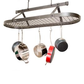 Enclume 4-foot Hanging Oval Cooking Rack