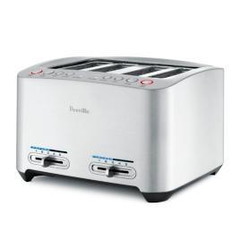 Breville® Die-cast 4-Slice Toaster